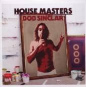 SINCLAR BOB  - CD HOUSE MASTERS