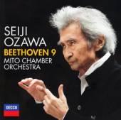 OZAWA SEIJI  - CD BEETHOVEN 9
