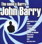 BARRY JOHN  - 2xCD NAME'S BARRY