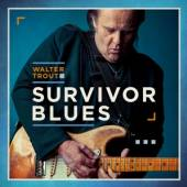 TROUT WALTER  - VINYL SURVIVOR BLUES BLACK LP [VINYL]