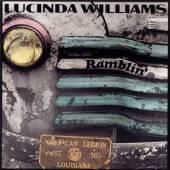 WILLIAMS LUCINDA  - CD RAMBLIN'