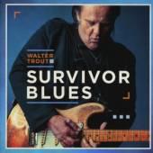 TROUT WALTER  - CD SURVIVOR BLUES