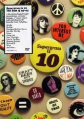 SUPERGRASS  - DVD SUPERGRASS IS 10 : BEST OF 1994 / 2