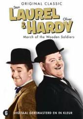 LAUREL & HARDY  - DVD MARCH OF THE WOODEN..