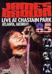 BROWN JAMES  - DVD LIVE AT CHASTAIN PARK