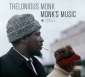 MONK THELONIOUS  - CD MONKS MUSIC
