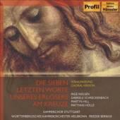 HAYDN JOSEPH  - CD DIE SIEBEN LETZTEN WORTE