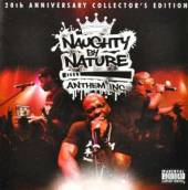 NAUGHTY BY NATURE  - CD ANTHEM INC