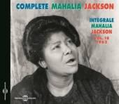 JACKSON MAHALIA  - CD INTEGRALE 18-1962