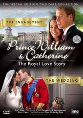 DOCUMENTARY  - 2xDVD PRINCE WILLIAM AND..