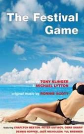 TONY KLINGER  - DVD THE FESTIVAL GAME
