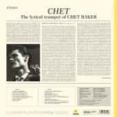 BAKER CHET  - VINYL LYRICAL TRUMPET OF CHET.. [VINYL]