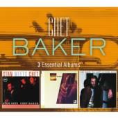 BAKER CHET  - CD 3 ESSENTIAL ALBUMS