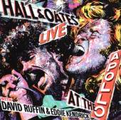 HALL & OATES  - CD LIVE AT THE APOLLO