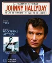 HALLYDAY JOHNNY  - VINYL ROCK'N'ROLL ATTITUDE [VINYL]