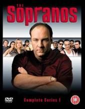 TV SERIES  - 4xDVD SOPRANOS - SEASON 1