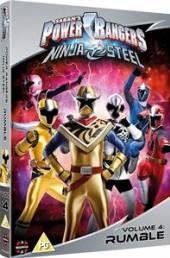 TV SERIES  - DVD POWER RANGERS NINJA..