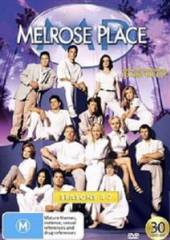 TV SERIES  - 30xDVD MELROSE PLACE..