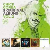 COREA CHICK  - 5xCD 5 ORIGINAL ALBUMS, VOL. 2