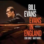 EVANS BILL  - 2xCD EVANS IN ENGLAND