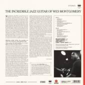 MONTGOMERY WES  - VINYL INCREDIBLE JAZZ GUITAR.. [VINYL]