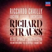 CHAILLY RICCARDO  - CD RICHARD STRAUSS