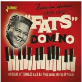 DOMINO FATS  - 2xCD FATS IN STEREO 1959-1962