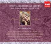 MARTHA ARGERICH AND FRIENDS  - 3xCD LIVE FROM LUGANO FESTIVAL 2009