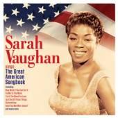 VAUGHAN SARAH  - 3xCD SINGS THE GREAT..