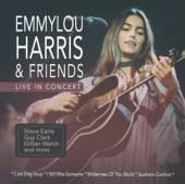 HARRIS EMMYLOU  - CD LIVE IN CONCERT