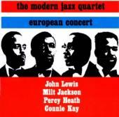 MODERN JAZZ QUARTET  - CD EUROPEAN CONCERT