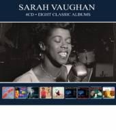 VAUGHAN SARAH  - 4xCD EIGHT CLASSIC ALBUMS -DIGI-