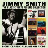 JIMMY SMITH  - 4xCD THE CLASSIC VER..