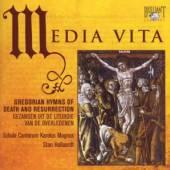 SCHOLA CANTORUM KAROLUS MAGNUS  - CD MEDIA VITA - GREG..