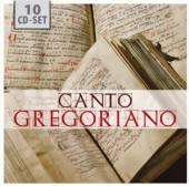 GREGORIAN CHANT  - 10xCD CANTO GREGORIANO-BOX SET-