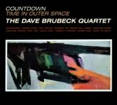 DAVE BRUBECK QUARTET  - CD COUNTDOWN TIME IN OUTER SPACE