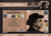MINGUS CHARLES  - 5xCD TIMELESS CLASSIC ALBUMS VOL 2