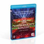 WIENER PHILHARMONIKER  - BRD SOMMERNACHTSKONZERT 2019 [BLURAY]