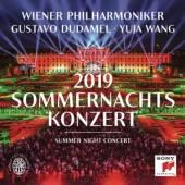 WIENER PHILHARMONIKER  - CD SOMMERNACHTSKONZERT 2019