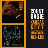 BASIE COUNT  - CD KANSAS CITY 7/MEMORIES..