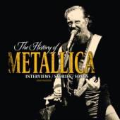 METALLICA  - CD THE HISTORY OF