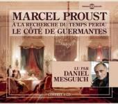 AUDIOBOOK  - 4xCAB MARCEL PROUST: LE COTE..