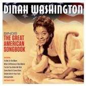 WASHINGTON DINAH  - 2xCD SINGS THE GREAT.. [DIGI]