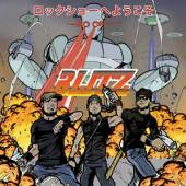 BLITZ  - CD WELCOME TO THE ROCK SHOW