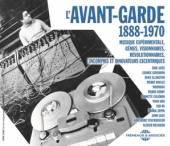 L'AVANT-GARDE 1888 - 1970  - 3xCAB MUSIQUE EXPĂ©RIMENTALE