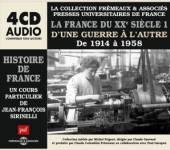 AUDIOBOOK  - 4xCAB LA FRANCE DU XX SIECLE..