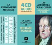 AUDIOBOOK  - 4xCAB LES AVENTURES DE LA..