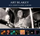 BLAKEY ART  - 4xCD EIGHT CLASSIC ALBUMS -DIGI-