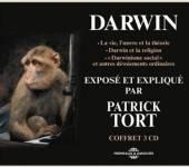 AUDIOBOOK  - 3xCAB CHARLES DARWIN EXPOSE..