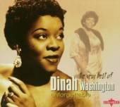WASHINGTON DINAH  - CD UNFORGETTABLE THE VERY..